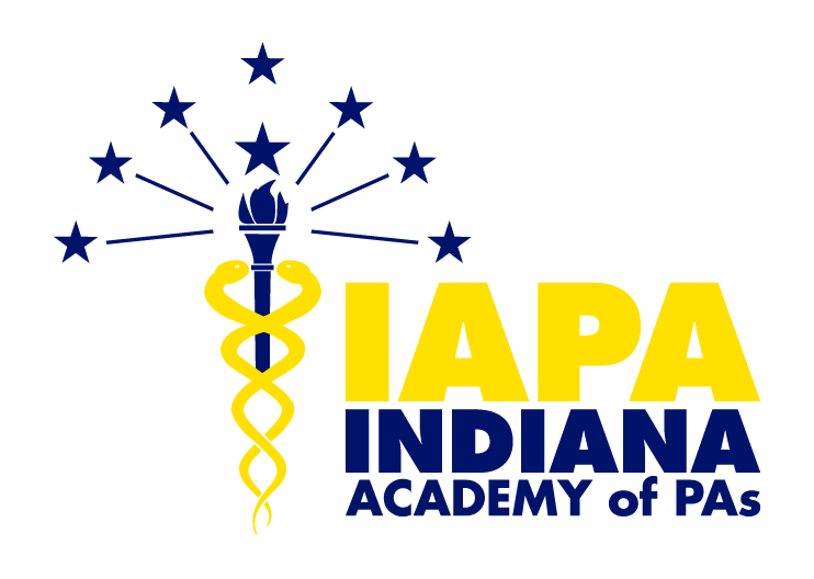 Indiana Academy of PAs logo